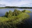 Ilgio ežero salos